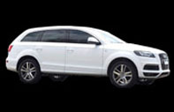 White Hire Cars