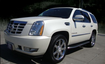 cadillac escalade hire