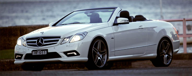 Mercedes Benz Corporate Car Hire
