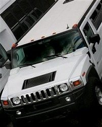 Chauffeured driven Hummer Hire