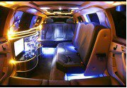 wedding party transport - chauffeur limo sydney