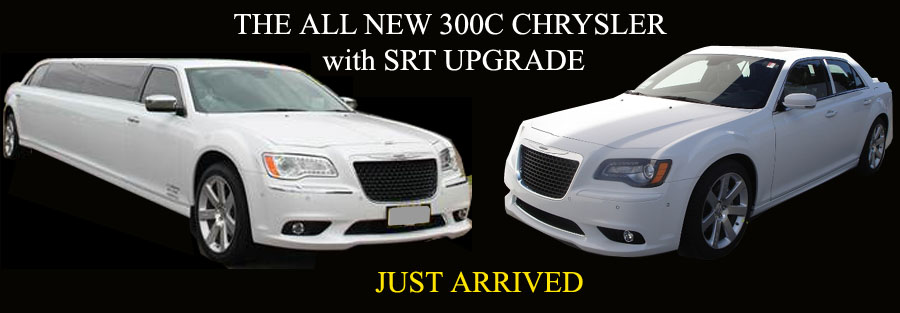 sydney chryslers - chrysler 300c hire sydney - chrysler stretch limousines sydney - sydney stretch chrysler 300c hire